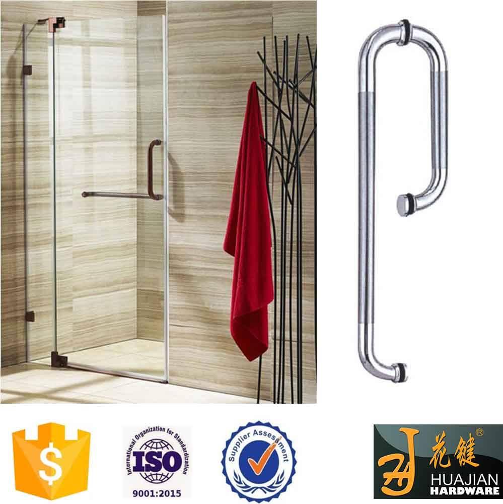 bathroom stainless steel interior door handle sets cheap