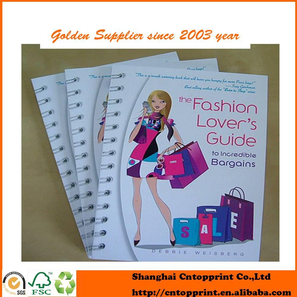 Advertising Spring Binding Celebrities Fashion Wholesale Catalog