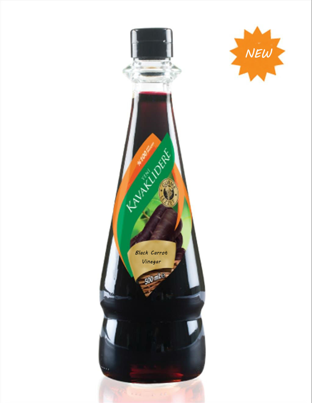 Black Carrot Vinegar 500 mL