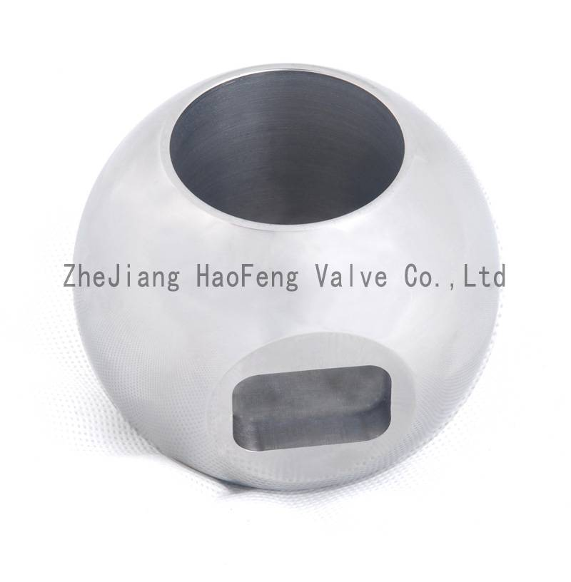 Trunnion Ball for Ball Valve