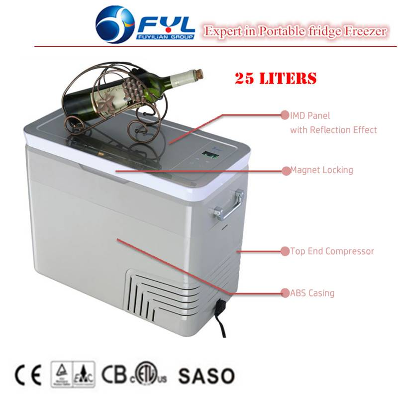 CE,RoHS Certification and mini camping fridge freezer