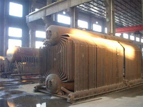 Best selling high grade solid fuel industrial boiler