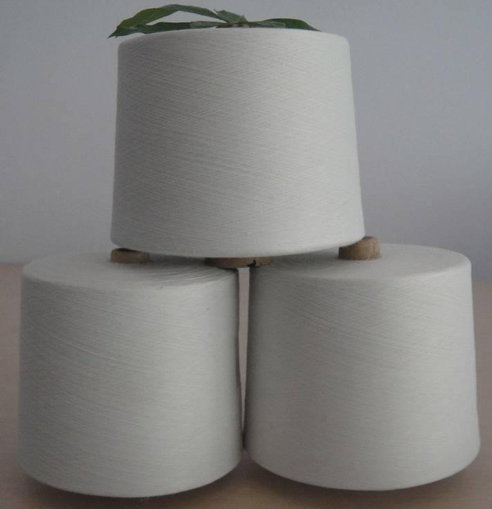 100% cotton yarn 60s