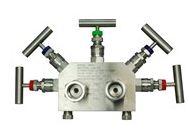 Manifold 5 valve to suit BP400 - MF5V