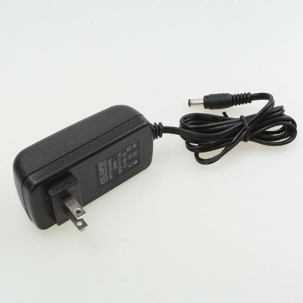 Wall type 12VDC 3A power adapters for LED lamps