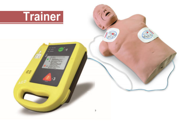 Meditech Aed Trainer Defi5t with Remote Control