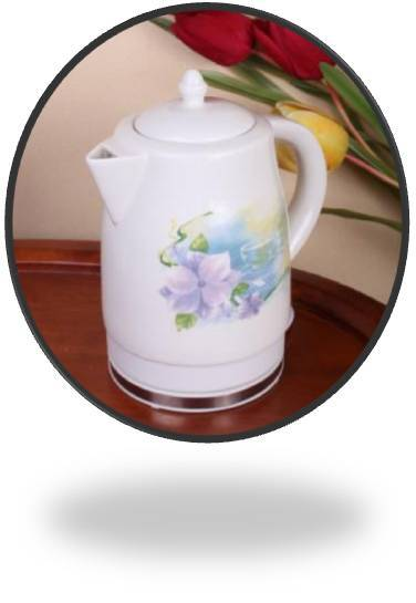 Electric Kettle, Ceramic Electric Kettle