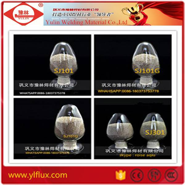 High Quality Baked Flux for Welding Oil Gas Pipe Line