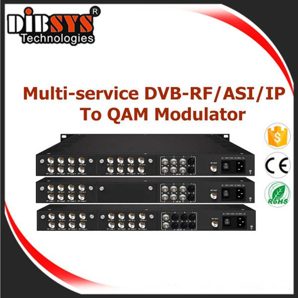 Multifunctional QAM Modulator