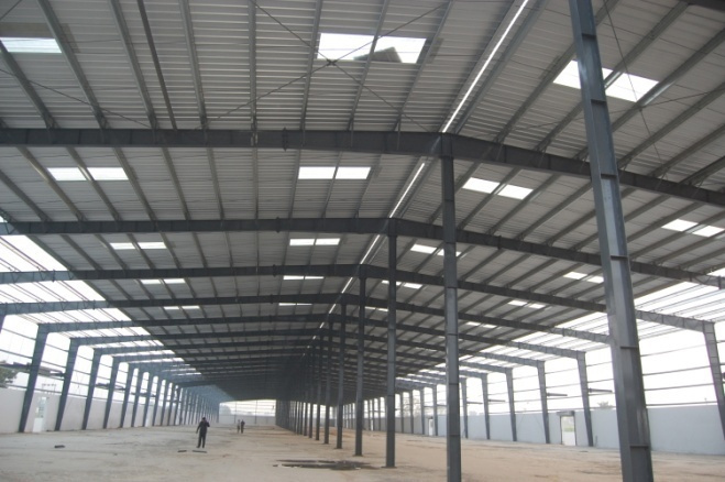 Top sale steel structure workshop-nanyang xinxing steel structure