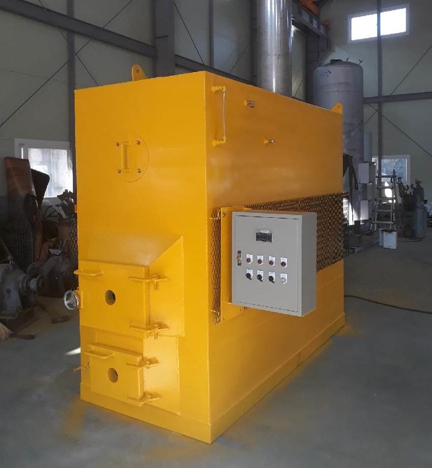 3No(No Fuel, No Complication, No Maintenance) Waste Incinerator