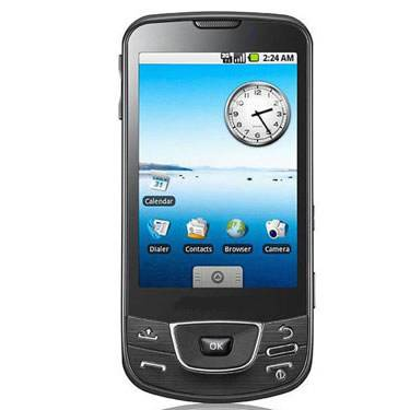 low cost wifi tv mobile phones I7500(3G)