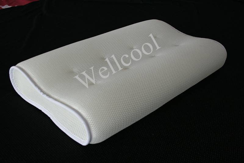 3D washable pillow