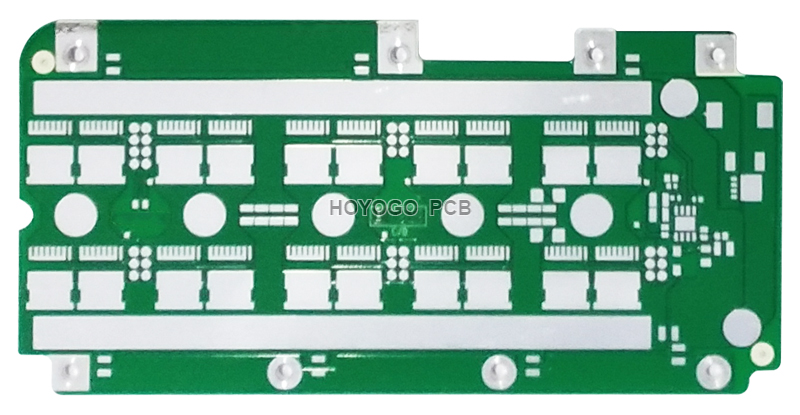 HOYOGO ALU PCB with HASL Lead Surface Treatment