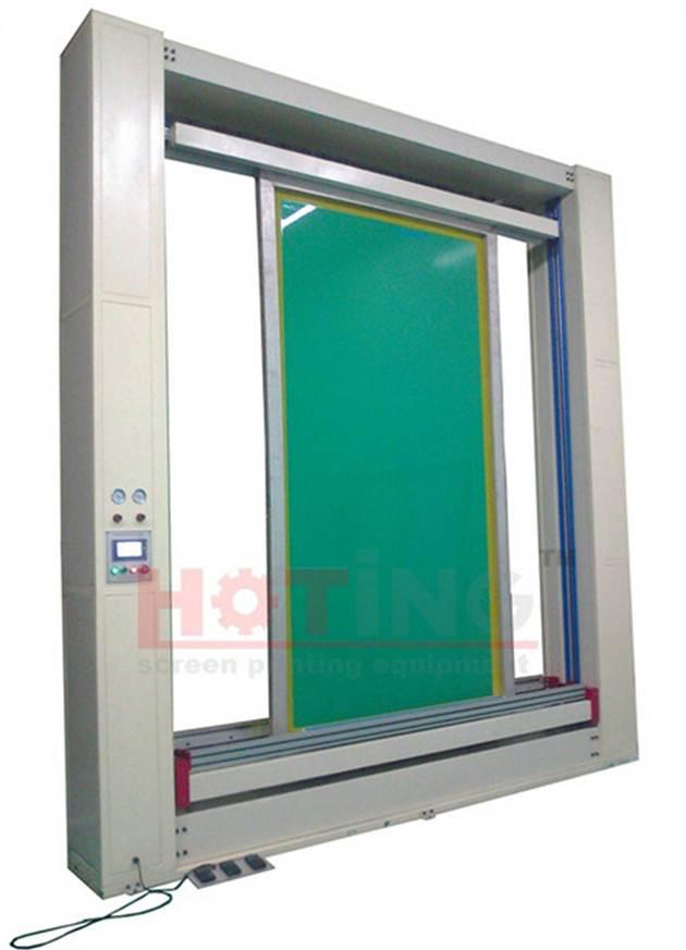 Large size automatic emulsion coating machine