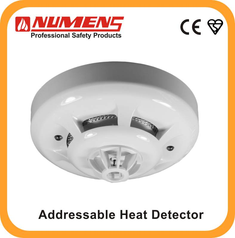 Numens HNA-360-H2 EN54 Approved Addressable Heat Detector