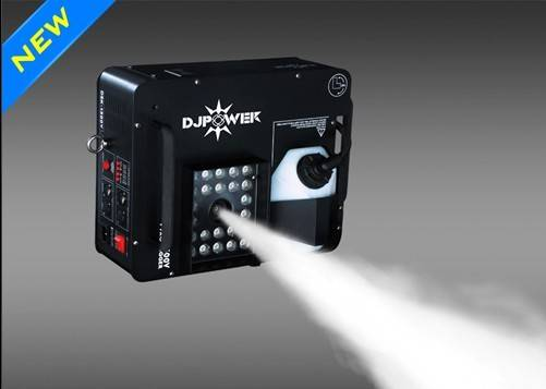 DSK-1500v Pyro Fogger (Fog Machine with LED)