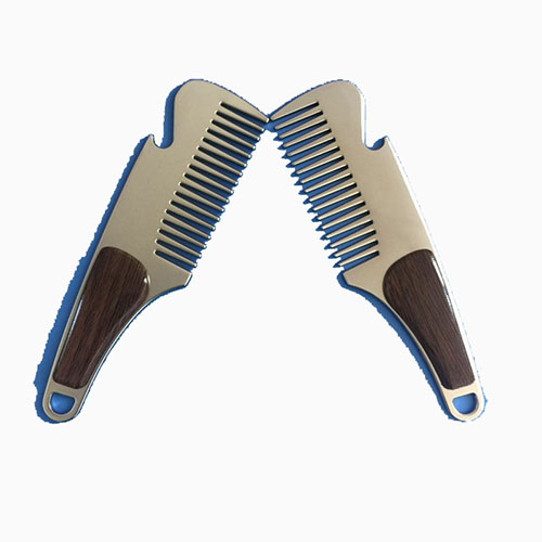 Cool Beard Comb Bottle Opener