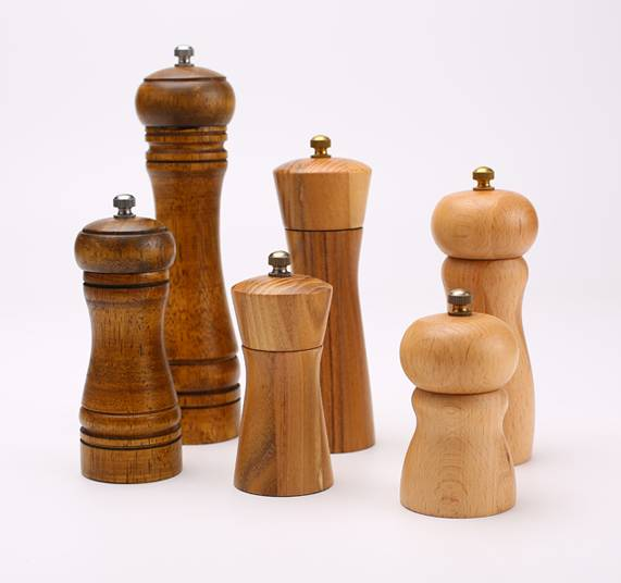 Rinvay Salt & Pepper mills