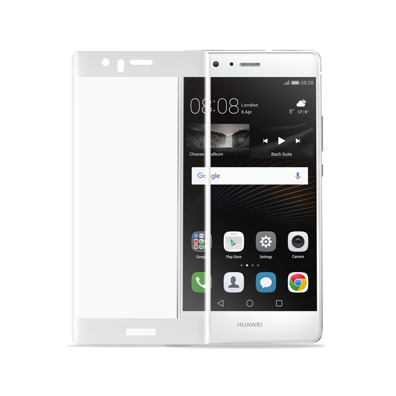 2.5D Full Cover Tempered Glass Screen Protector For Huawei P9