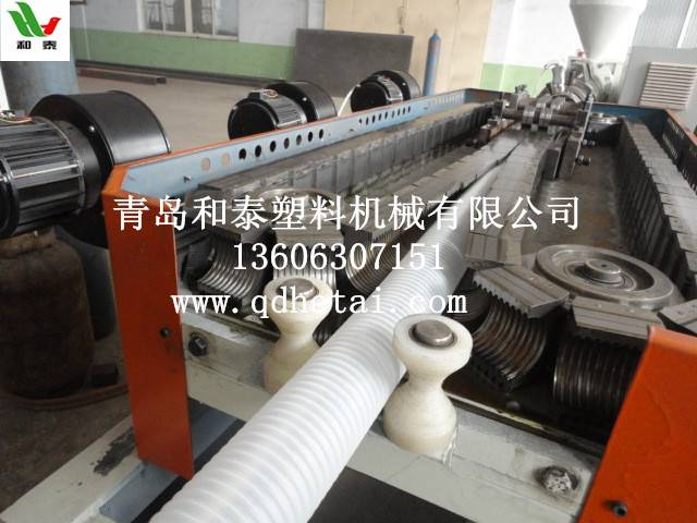 Double-Wall Corrugated Pipe Production Line