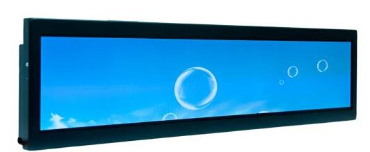 19 inch 1920x388 color tft lcd display modules with LVDS interface for industrial equipment