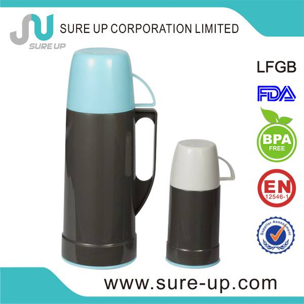 Guangdong beauty glass inner factory flasks 1.0 liter(FGUJ)