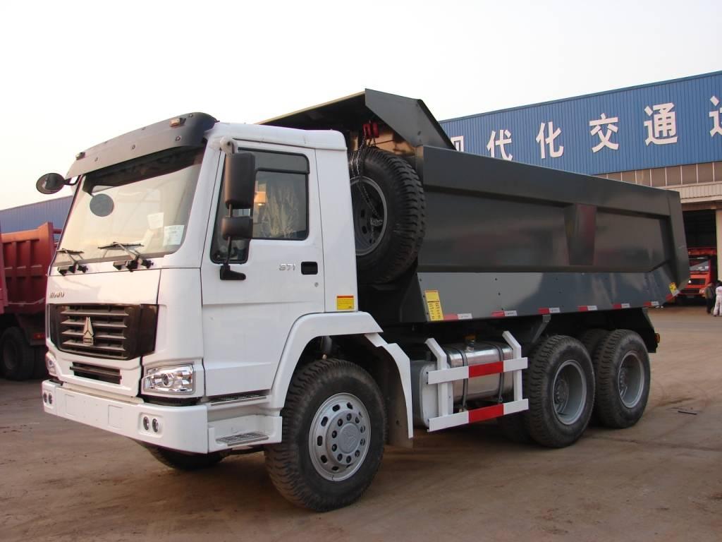 mineral tipper truck