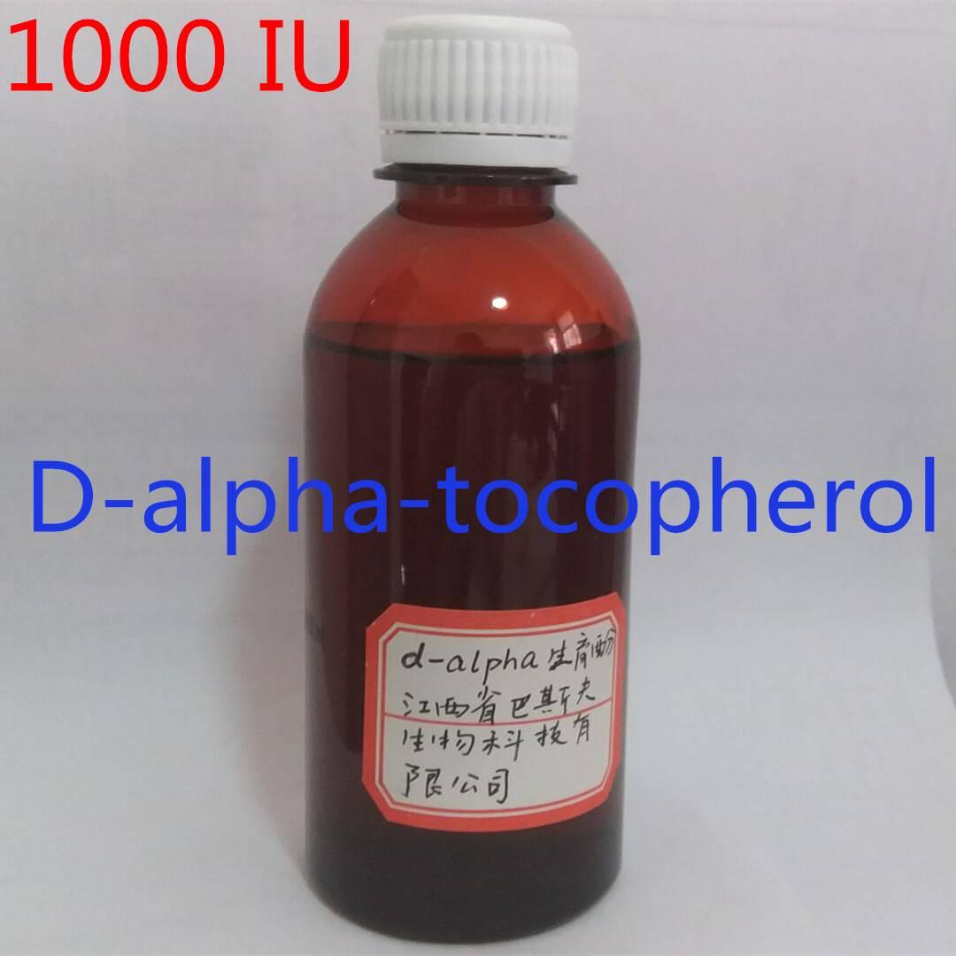 d-alpha-tocopherol