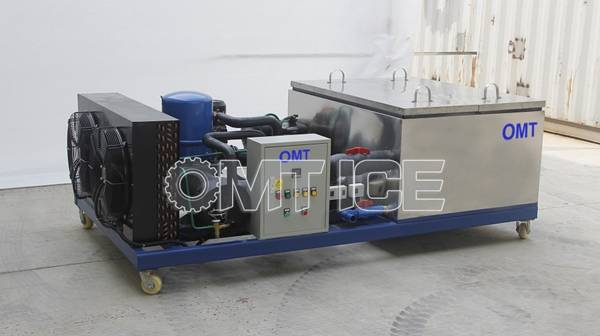 OMT 2ton Ice Block Machine