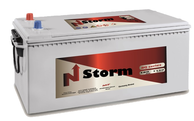 N-Storm Truck battery