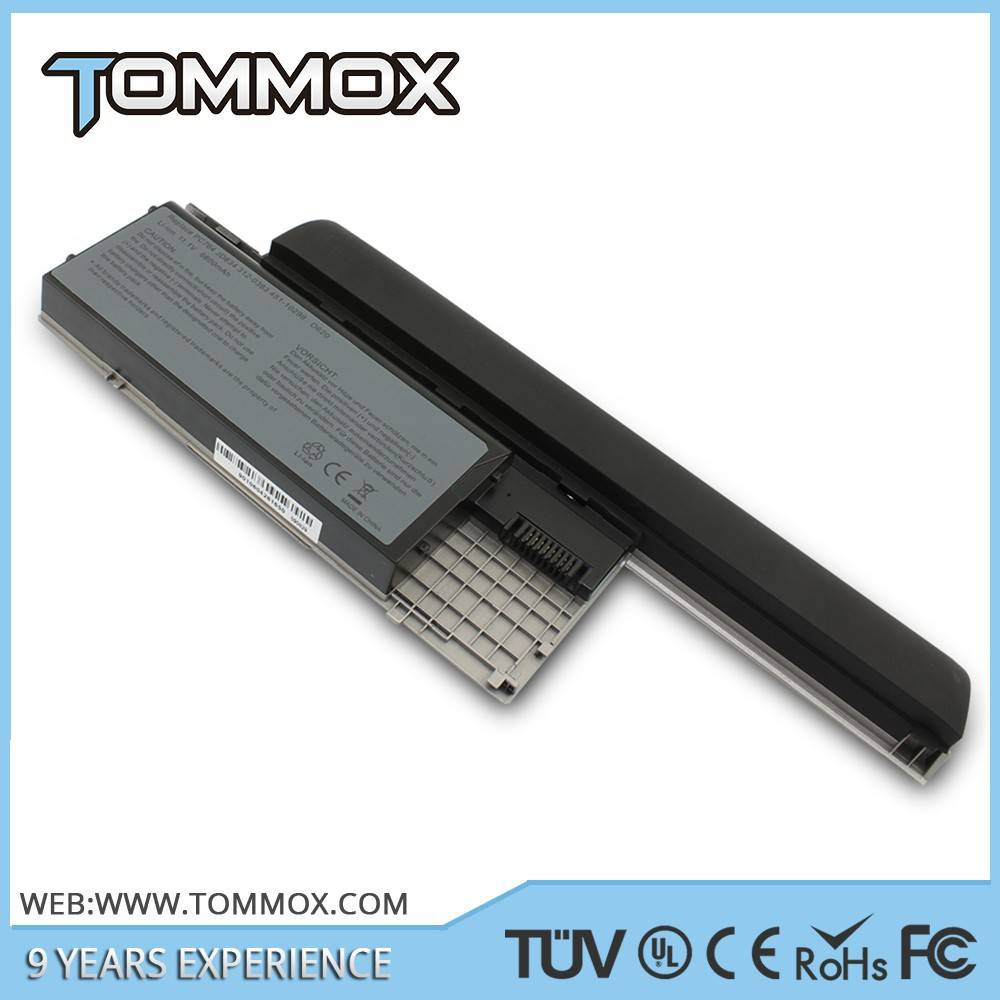 China battery manufacturer 11.10V,6600mAh, 16580 Battery, Rechargeable Laptop Battery for Dell Latit