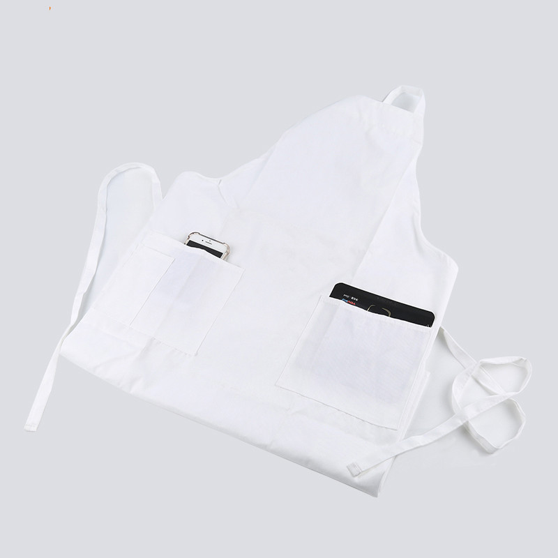 100% Cotton Apron/Cook Apron/Kitchen Apron