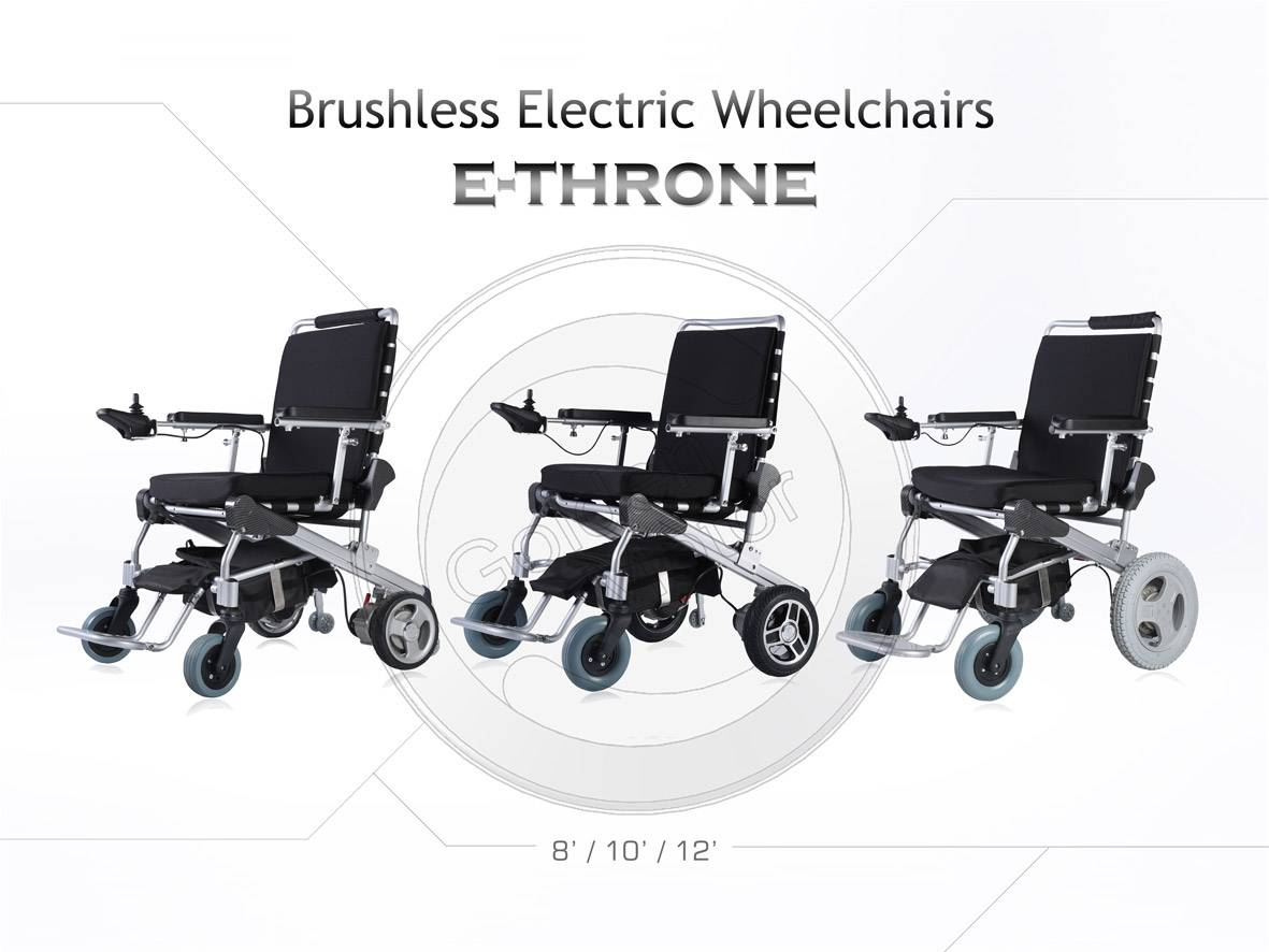 Folding power wheelchair ,light weight,portable,