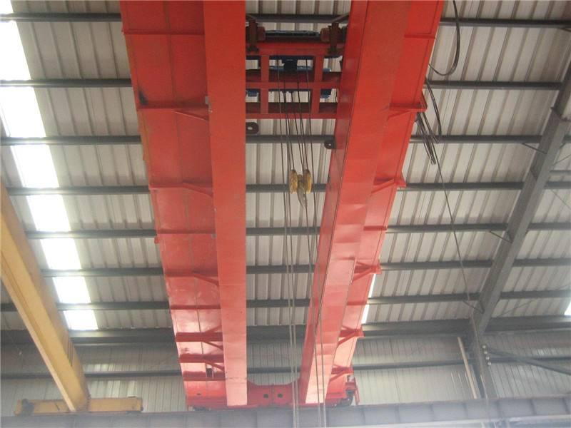 electric hoist trolley,double girder eot crane