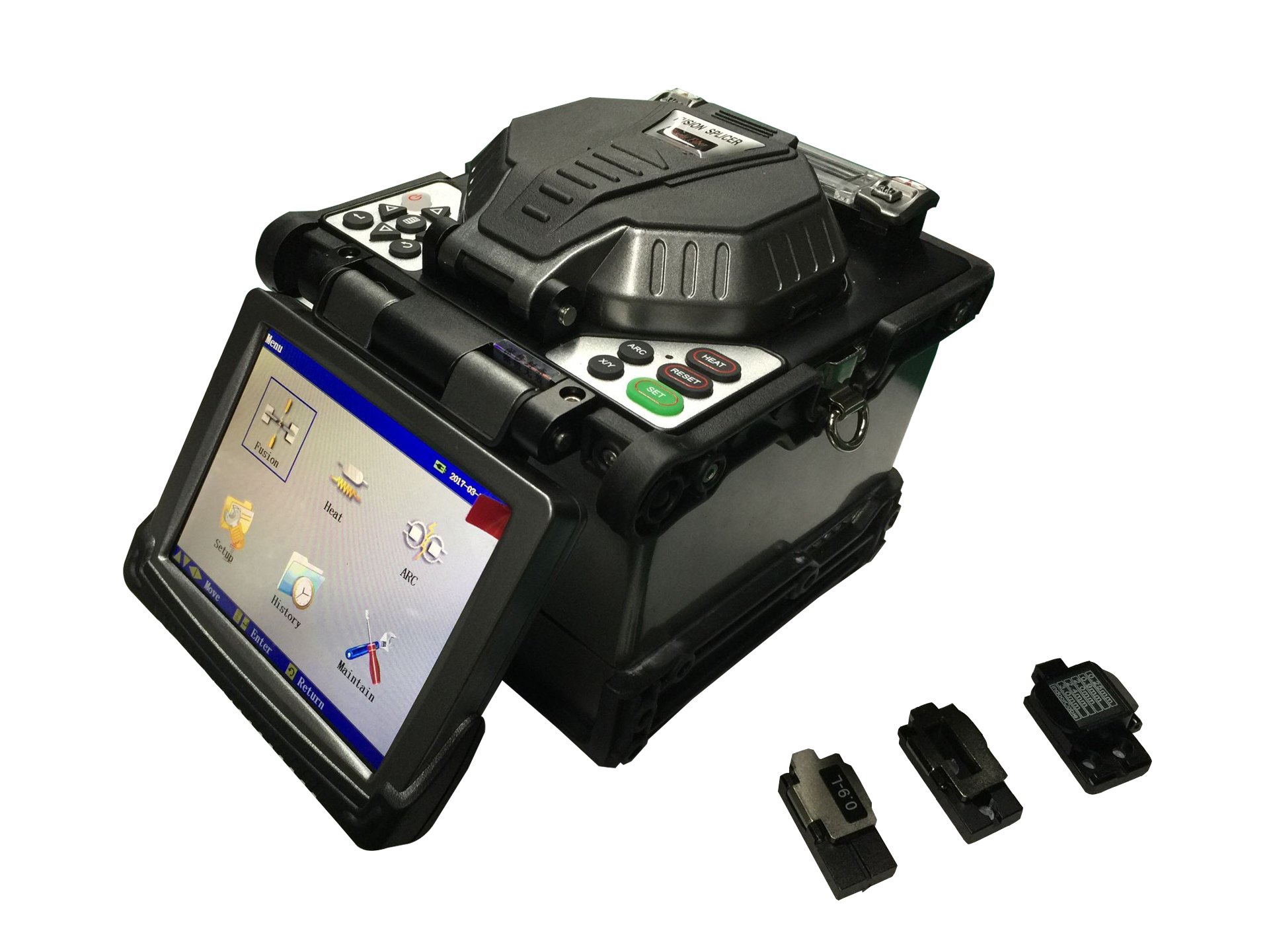 F600H Digital Fusion Splicer/splicing machine