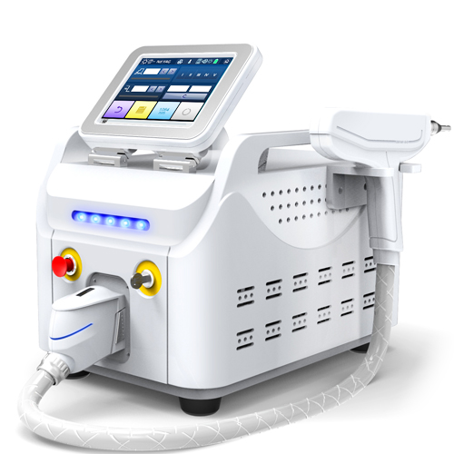 Q-switch nd yag laser carbon peeling /nd yag laser tattoo removal machine