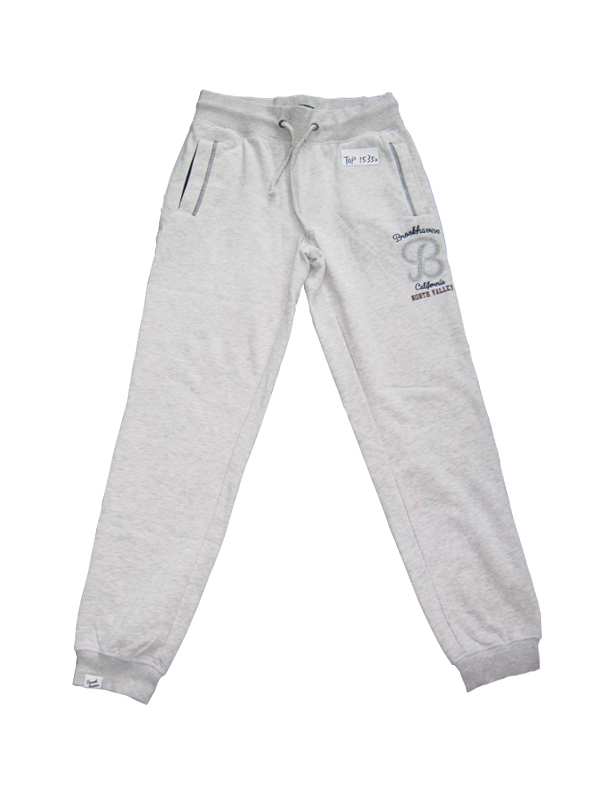 Ningbo Fuzhi garments Mens casual knitted joggers training pants sweatpants