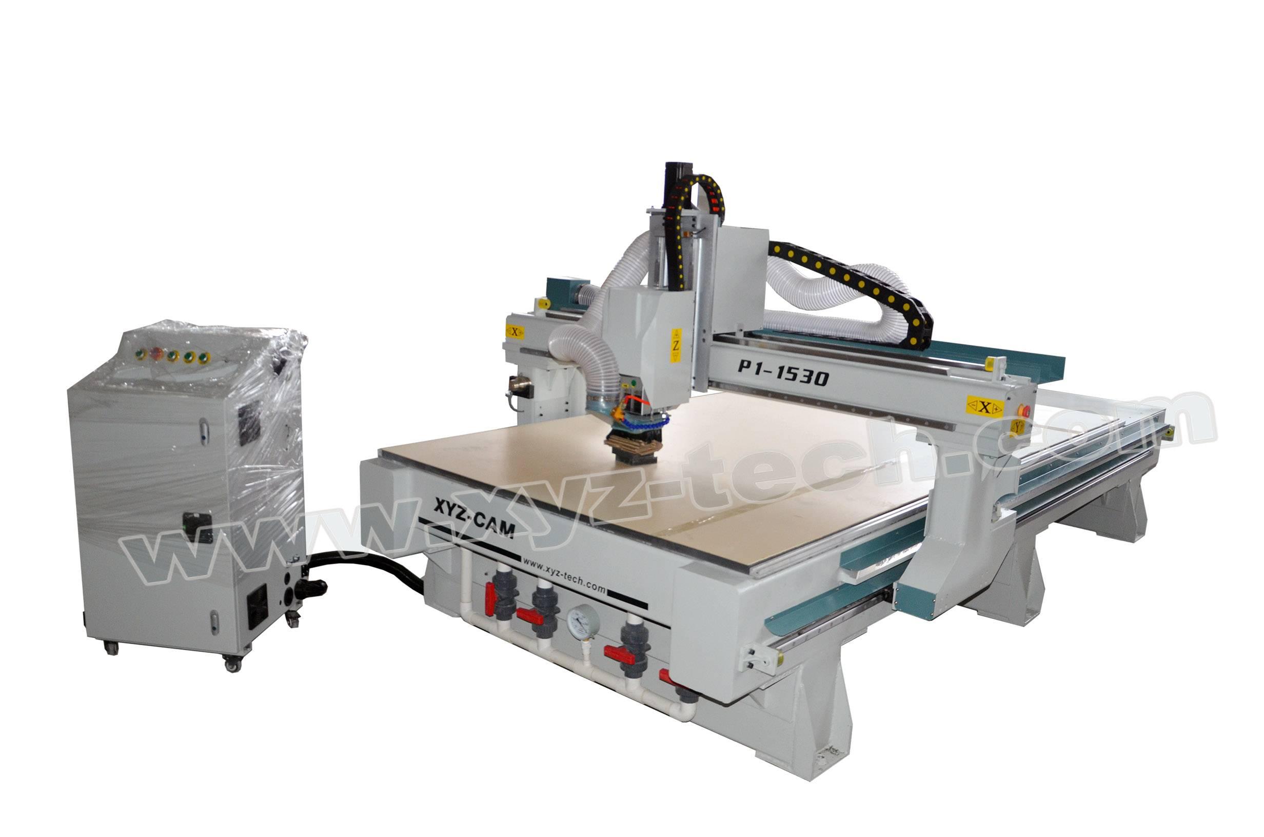 XYZ-CAM P1 CNC ROUTER