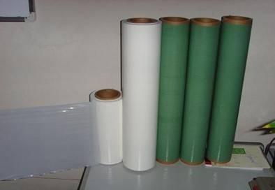 green silage film