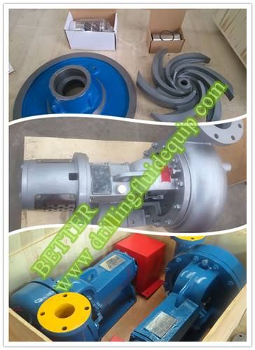 BETTER MCM Mud Master Style Centrifugal Pumps - BETTER Drilling