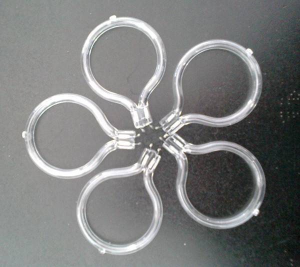 Ring type quartz ultraviolet germicidal lamp