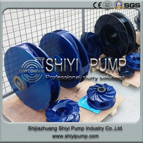 Coal Cleaning Plant Centrifugal Slurry Water Treatment Pump Parts