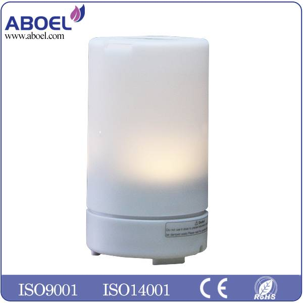 USB 50ml Small Ultrasonic Aroma Diffuser , Car Air Condition Diffuser