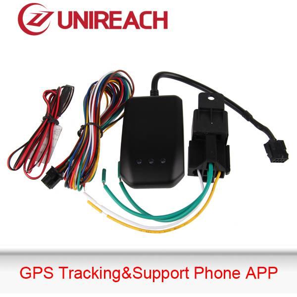 Easy Installation Car/Vehicle GPS Tracker