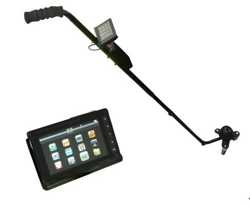 under Vehicle Inspction mirror with DVR(V3D)