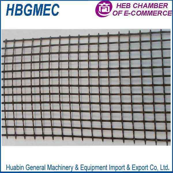 construction Application Basalt geogrid fiberglass grid