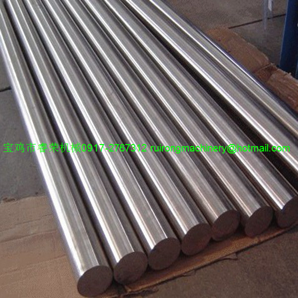 titanium bar Gr5 63000mm