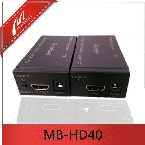 HDMI Extender via cat5e/6 up to 131ft