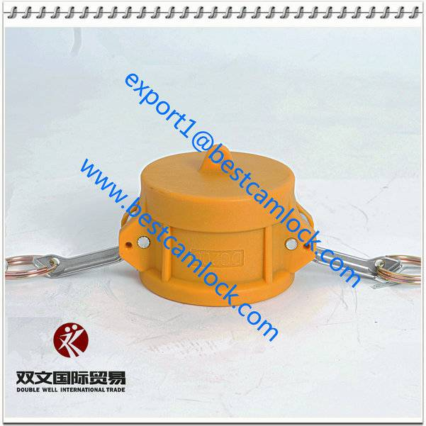 Top Quality Nylon camlock coupling type DC